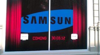 Samsung Galaxy S3: Vorstellung nächste Woche in London?