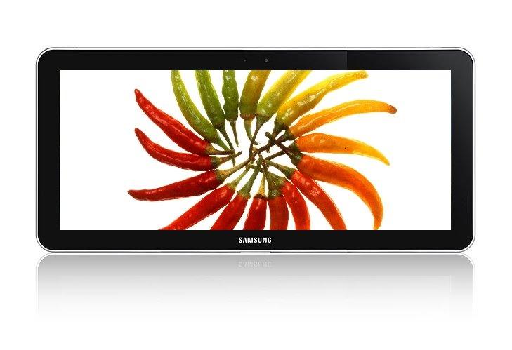 Samsung: Ice Cream Sandwich-Tablet mit 2560x1600-Auflösung in der Mache?