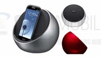 Samsung: Audio-Dock für Galaxy S3, Note 2 & Co. aufgetaucht