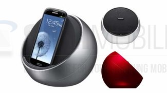 Samsung: Audio-Dock für Galaxy S3, Note 2 &amp&#x3B; Co. aufgetaucht