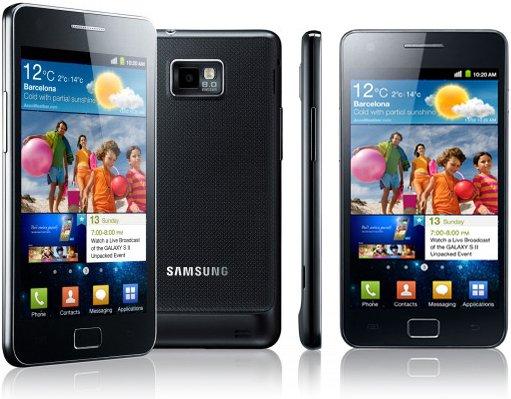 Samsung Galaxy S2 auf 1,8 GHz übertaktet