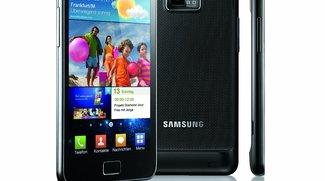 Samsung Galaxy S2: Android 2.3.6-Update wird ausgerollt