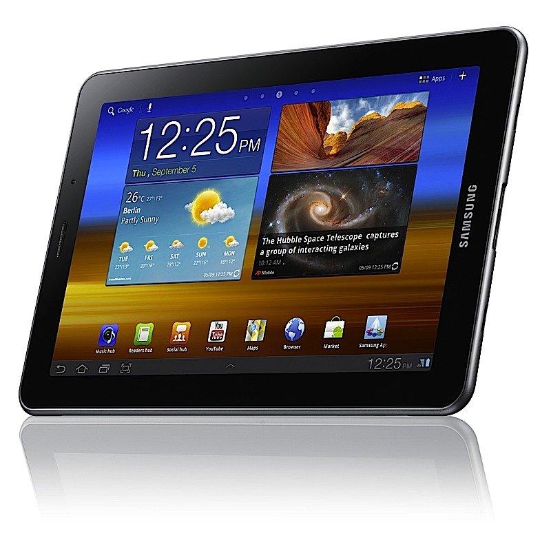7 Zoll-AMOLED-Display aufgetaucht - plant Samsung ein neues Tablet?