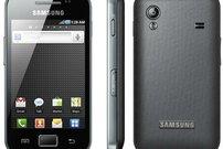 Samsung Galaxy ACE für einmalig 1 Euro mit Internet Flat