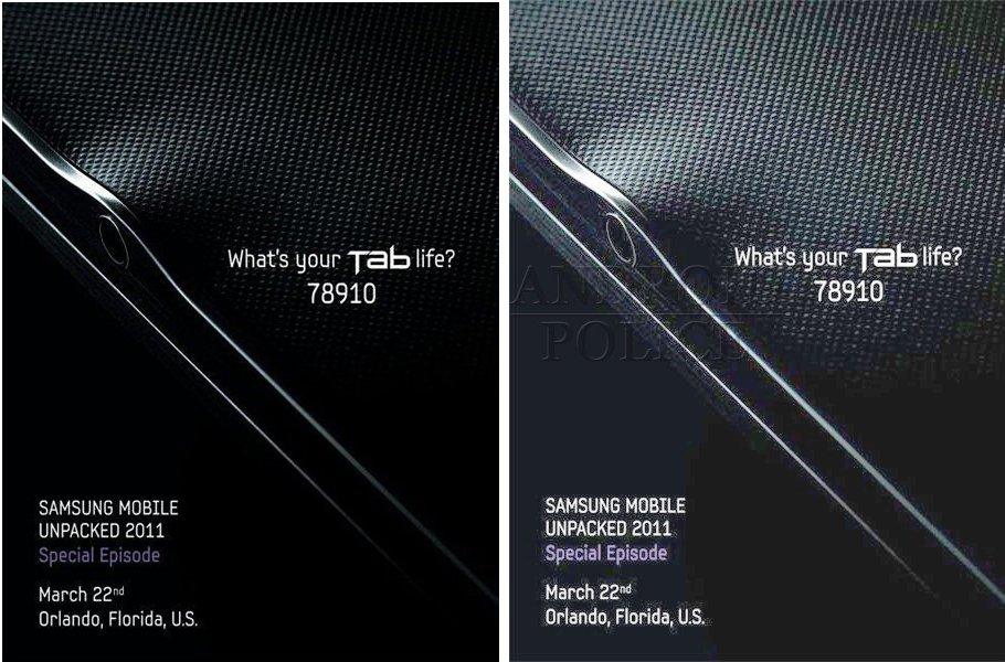 Samsung Galaxy Tab 8.9 und 10.1: Verzögerung bis August?