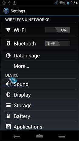 Galaxy Nexus ICS 01