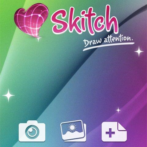 Evernote kauft Skitch, Android-App kostenlos im Market