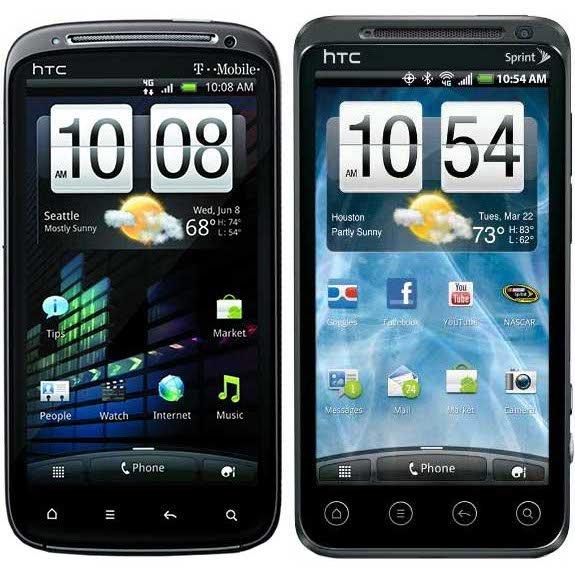 HTC Sensation und EVO 3D: Bootloader-Entsperrung startet im August