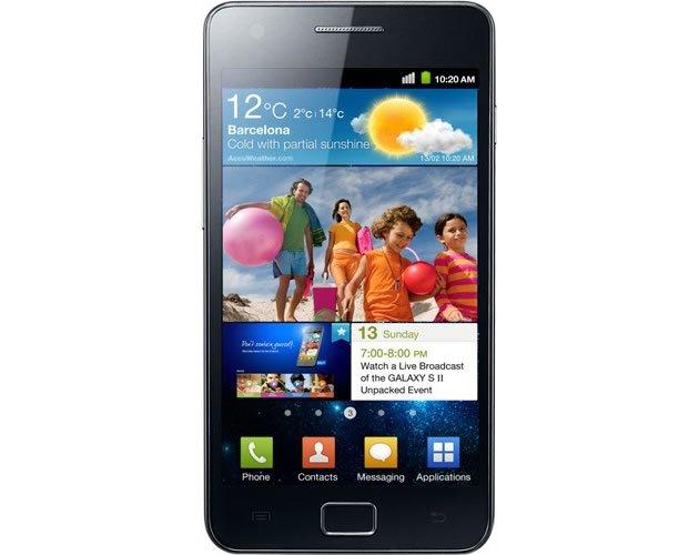 Samsung Galaxy S 2 offiziell vorgestellt [MWC 2011]