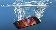Samsung Galaxy S3 & iPhone 5: Wasserdicht dank Liquipel-Beschichtung?