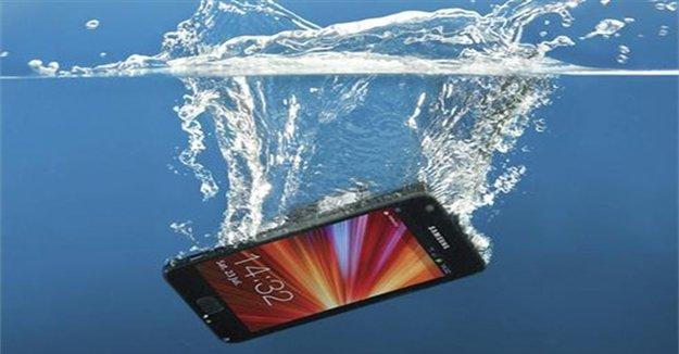 Samsung Galaxy S3 &amp&#x3B; iPhone 5: Wasserdicht dank Liquipel-Beschichtung?