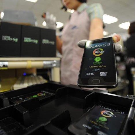 Samsung Galaxy S II: 3 Millionen Vorbestellungen weltweit