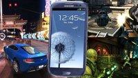 Samsung Galaxy S3: Modern Combat 3, Asphalt 7 und Shadowgun gratis