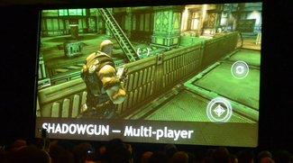 Nvidia Pressekonferenz: Shadowgun Multiplayer mit Fatal1ty, Skyrim per Splashtop-App, Asus MeMO für 249 Dollar im Video [CES 2012]