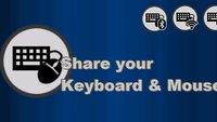 ShareKM: Tastatur & Maus vom PC auf dem Smartphone verwenden