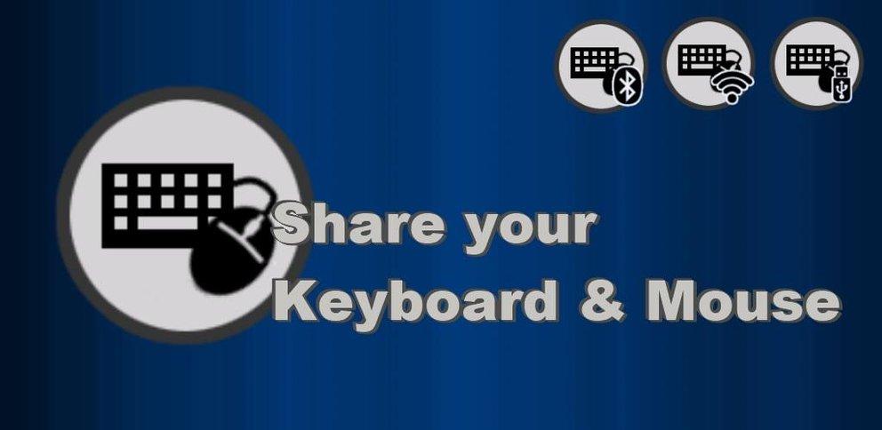 ShareKM: Tastatur &amp&#x3B; Maus vom PC auf dem Smartphone verwenden