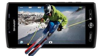 Sharp Aquos Phone SH80F: 3D-Smartphone auch in Deutschland