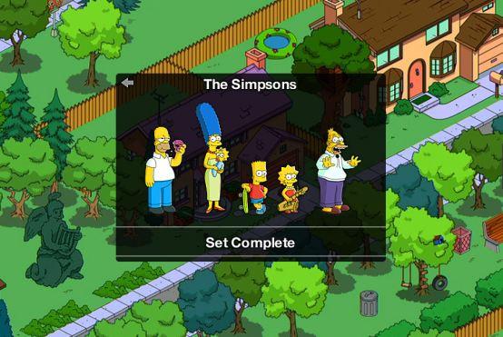 die simpsons springfield freunde finden android und die simpsons