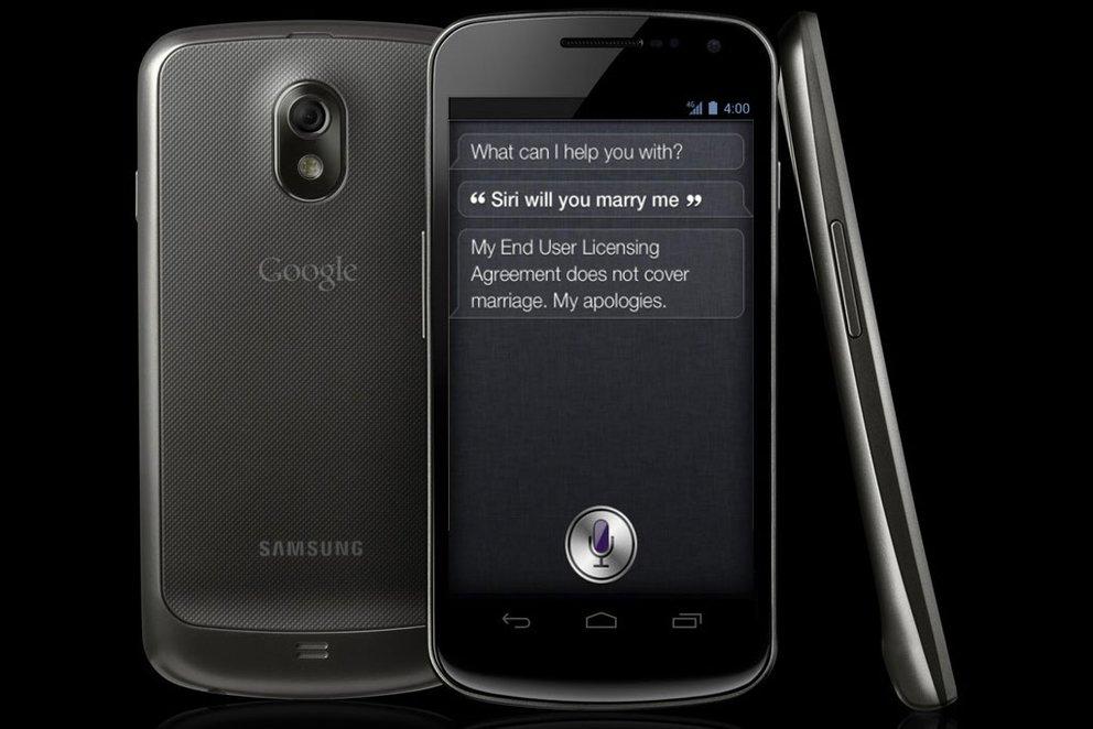Siri: Server geknackt, Android-Version theoretisch möglich