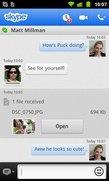 Skype 2.6.0.75 - Nun kann man auch Dateien versenden