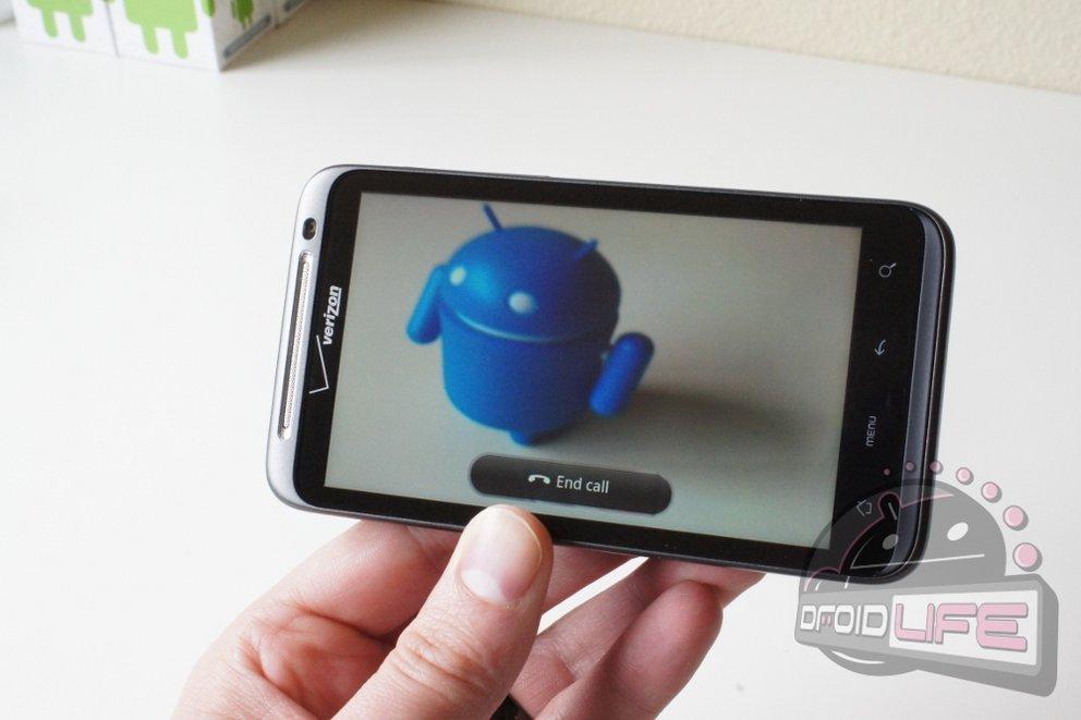 Skype: Videochat für Android verfügbar -- aber nur im HTC Thunderbolt