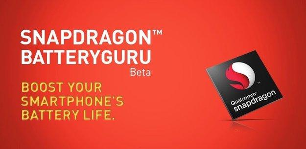 Snapdragon BatteryGuru: Akku sparen für Geräte mit Qualcomm-CPU