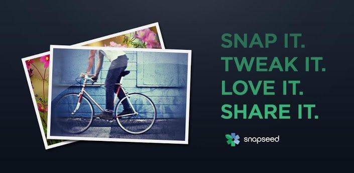 Snapseed: Android-Version der Bildbearbeitungs-App veröffentlicht