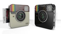 Socialmatic: Instagram-Kamera mit Android & integriertem Drucker
