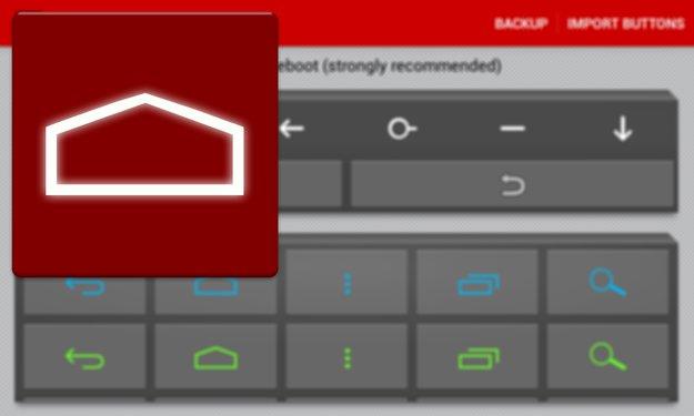 SoftKeyZ: Software-Buttons bequem anpassen per Root-App