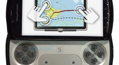 PlayStation Phone mit Multi-Multi-Multitouch