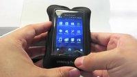 Sony Ericsson Xperia active: Unboxing-Video aufgetaucht