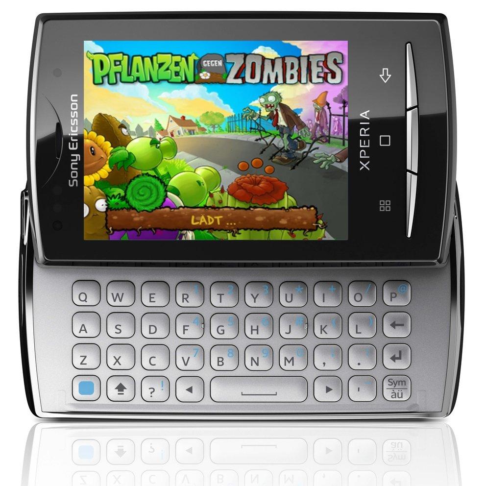 Sony Ericsson: PopCap-Spiele auf Android-Phones vorinstalliert