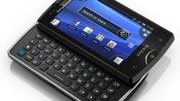Sony Ericsson Xperia mini pro für 1 Euro inkl. Internet Flat