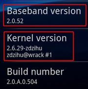 Sony Ericsson Xperia X10: Bootloader geknackt