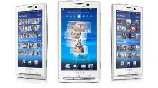 Sony Ericsson Xperia X10: Keine weiteren Updates mehr
