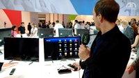 Sony NSZ-GS7: Google TV kommt nach Deutschland [IFA 2012]