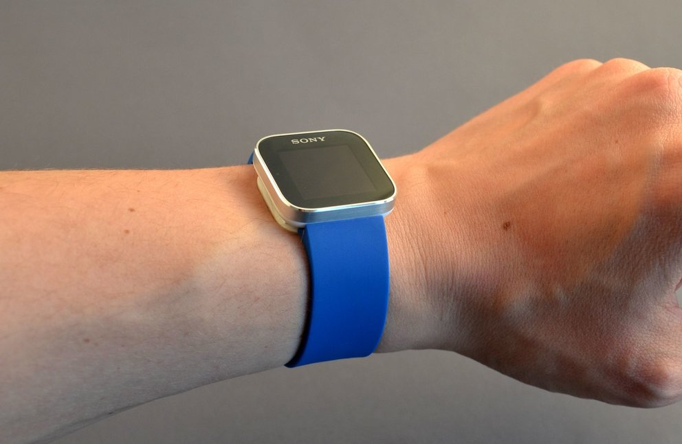Sony SmartWatch: Test der Android-Armbanduhr
