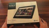 Sony Tablet S im Video-Rundgang von Caschy