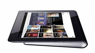 Sony Tablet S: Endlich da und ausgepackt
