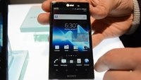 Sony Xperia ION: Hands-On zum großen Bruder des Xperia S [CES 2012]