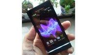 """Sony ST25i """"Kumquat"""": Drittes MWC-Phone ist ein kleines Xperia S"""