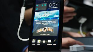 Sony Xperia P: Das kleinere Xperia S im Hands-On [MWC 2012]