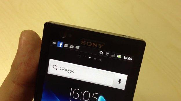 "Sony Xperia P: Leidet das Smartphone unter dem ""Death Grip""?"