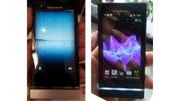 Sony Xperia P und Xperia U: Namen für neue Sony Smartphones geleakt