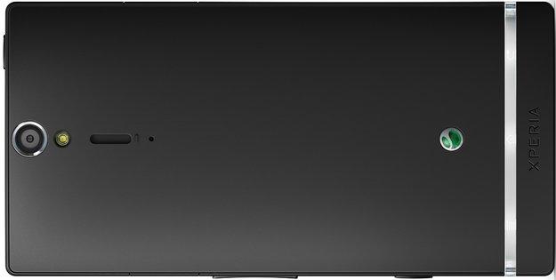 Sony Xperia S: Schnellladeoption und Nanobeschichtung