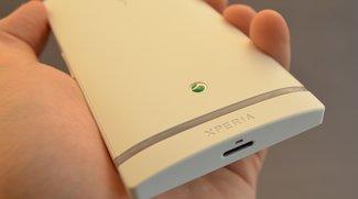 Sony Xperia S: Ice Cream Sandwich-Update im Video