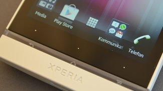 Sony Xperia S: Jelly Bean Update-Rollout, jetzt aber wirklich
