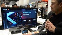 Sony Xperia TV Launcher: Smartphone und Fernseher geschickt gekoppelt [CES 2012]