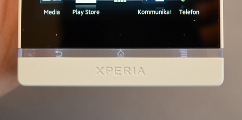 sony xperia s transparentes band