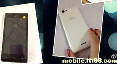 Sony Xperia ST26i: Erste Bilder aufgetaucht